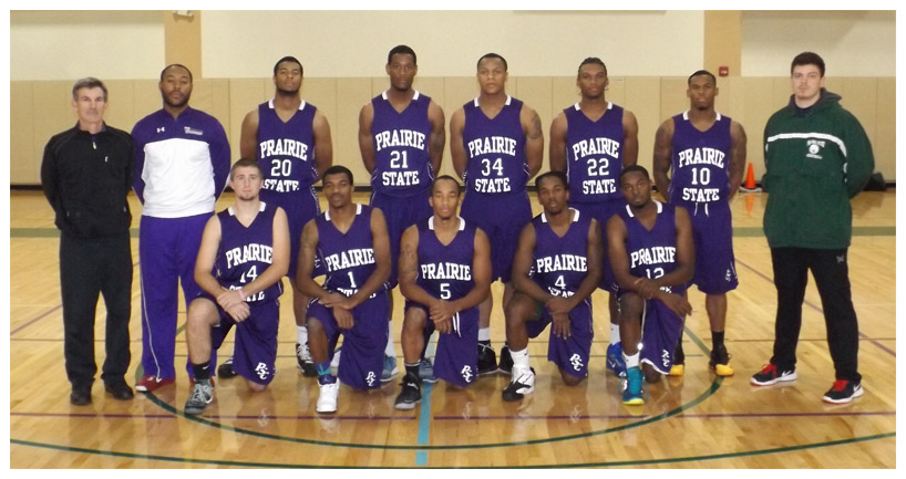 Men's Basketball 2013