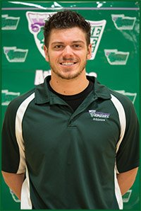 PSC Assistant Men's Basketball Coach Marty Nissen