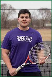 PSC Tennis Team Player: Steve Patino-Assistant_Coach