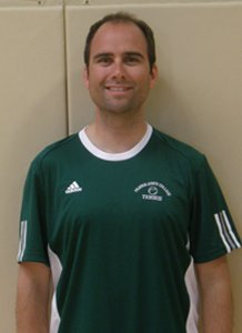 PSC Tennis Head Coach Patrick Reichard