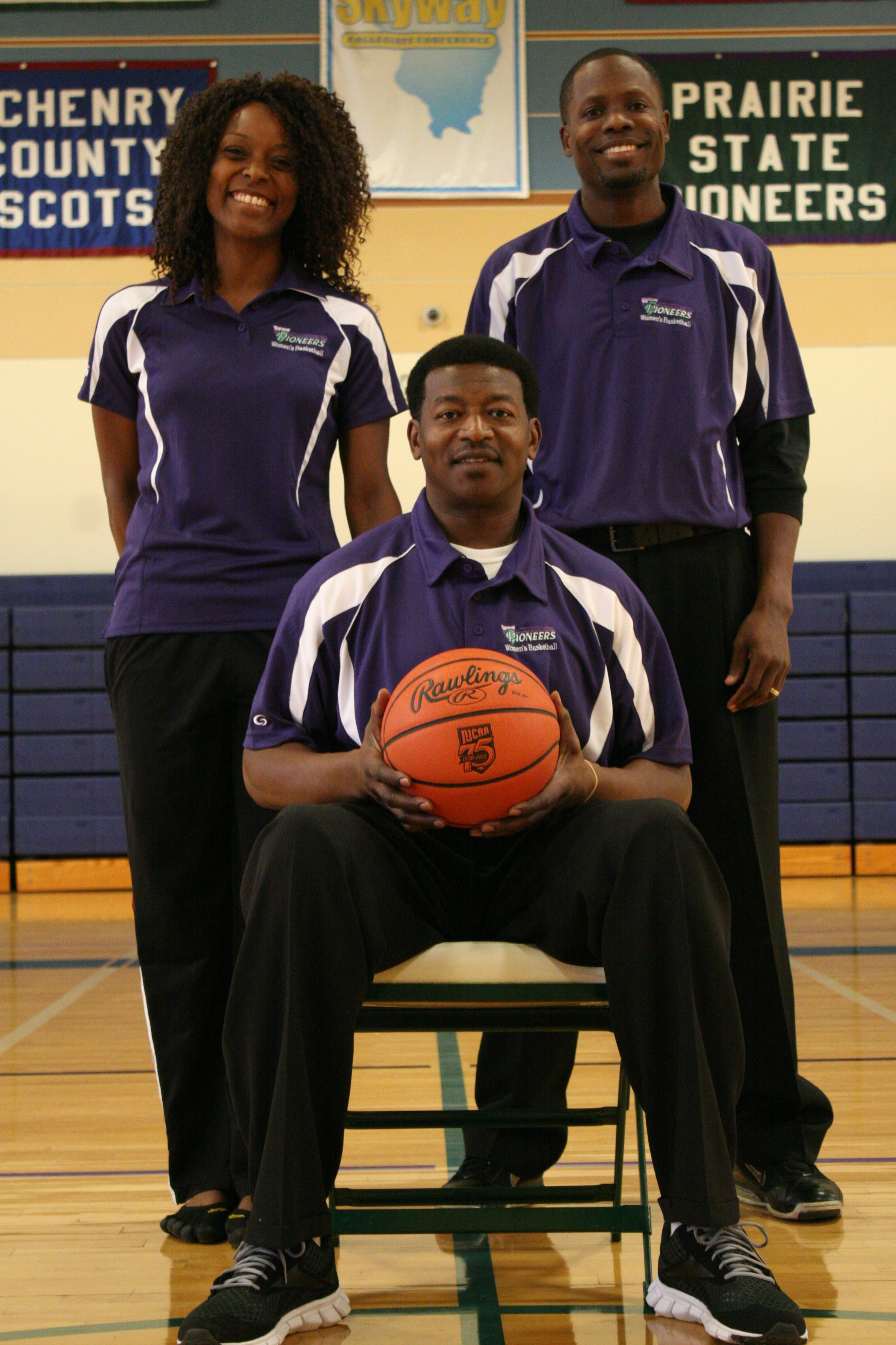 Women's Basketball Coaches Fall 2012