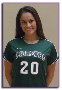 PSC's Lucina Gonzalez: Click for Player Profile