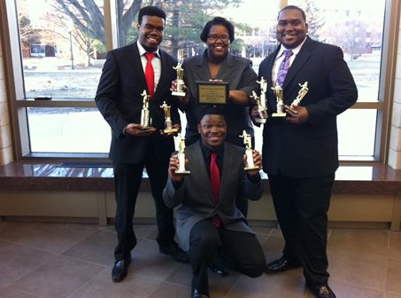 PSC Team Named Champions of Medium School Division During 2014 Novice Nationals Speech Tournament