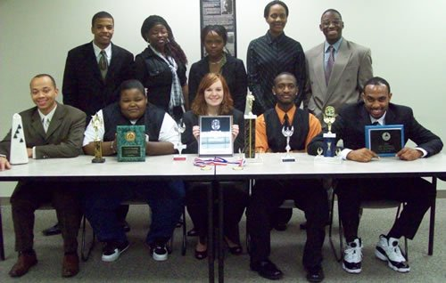 2008-09 Speech Team