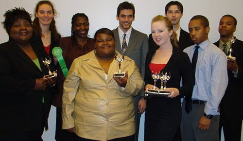 2007-08 Speech Team