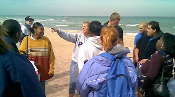 Geology 101 & Earth Science (Physical Science 112)fieldtrip to Indiana Dunes National Lakeshore