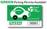 Green Parking Permit