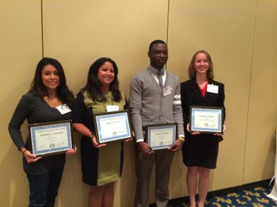 Two Prairie State College Students Recognized With Scholarships at Annual Teaching and Learning Excellence Conference