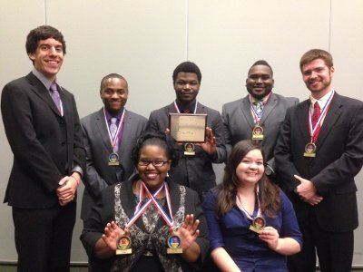 Prairies State College Speech Team Brings Home Fourth Place Honors and Individual Awards