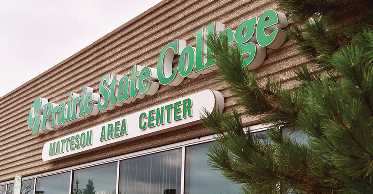 Prairie State College Matteson Area Center