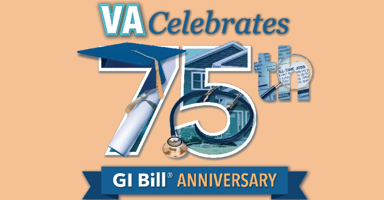 GI Bill 75th Anniversary