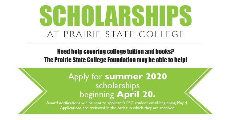 Scholarships For Summer 2020