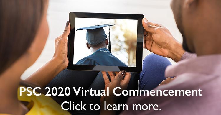 PSC 2020 Virtual Commencement