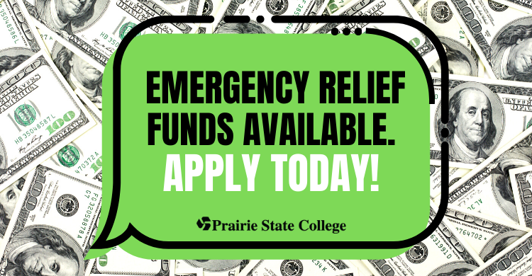 Emergency Relief Funds Available Apply Today!