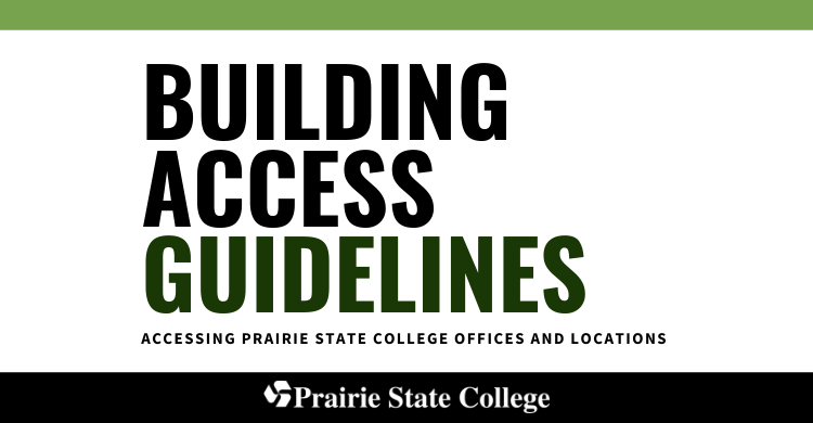 Building Access Guidelines