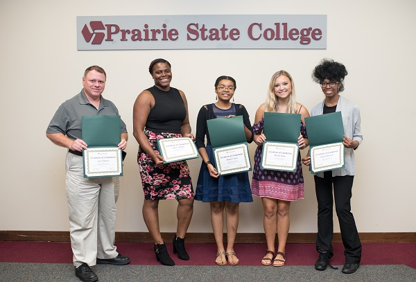PSC Awards EMT-B Certificates to 10 Graduates at Recent Ceremony