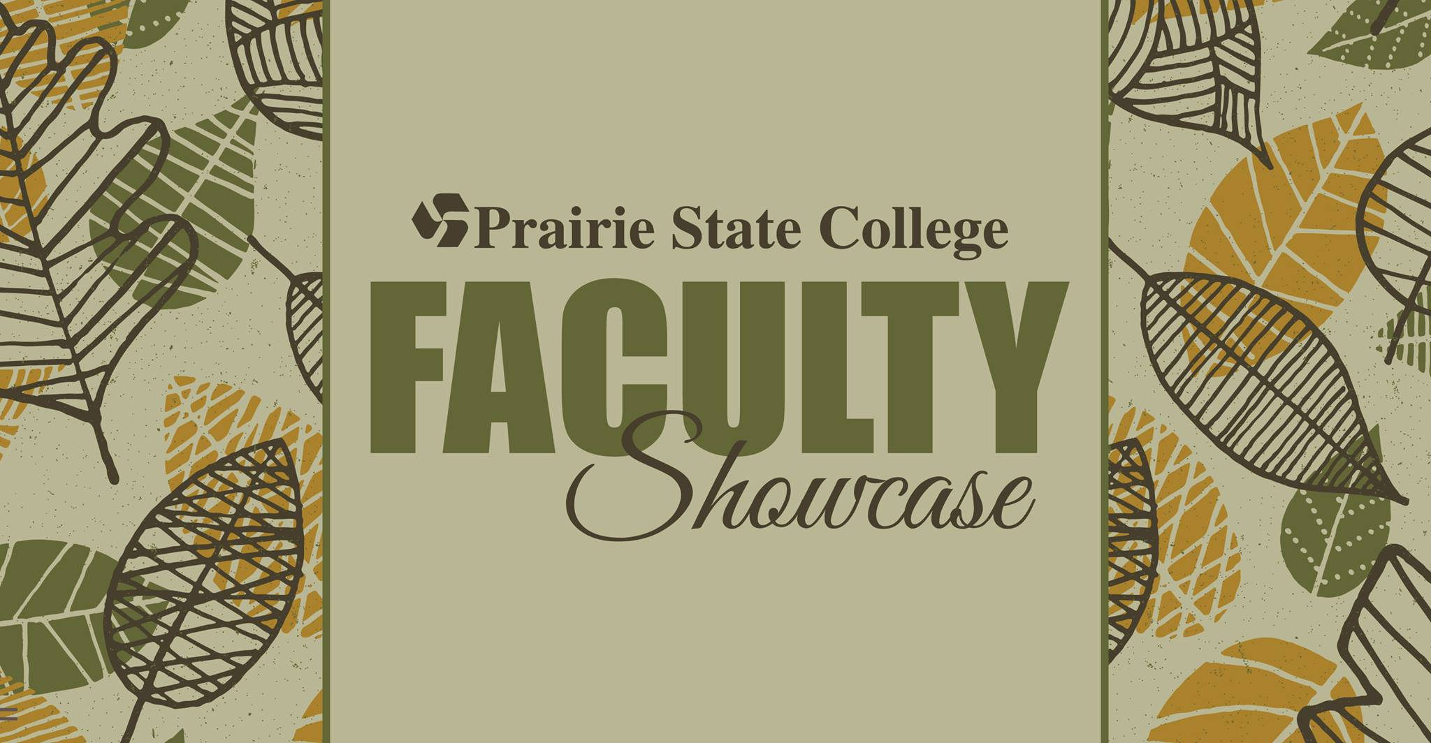 PSC Hosting Faculty Showcase Highlighting Two Outstanding Faculty Members