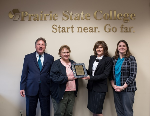 PSC Receives Award for Excellence in Financial Reporting