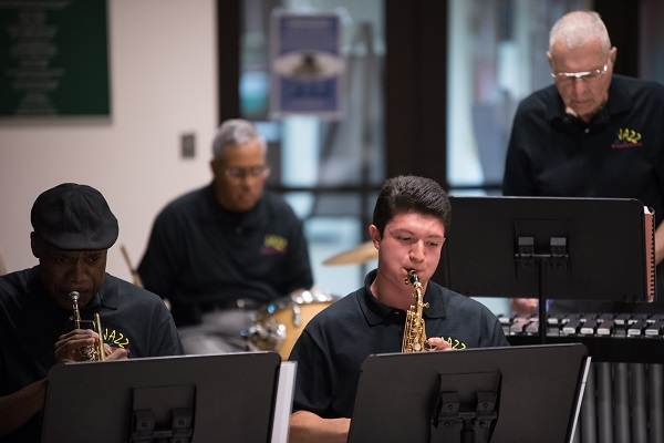 Opportunities for Musicians at Prairie State College