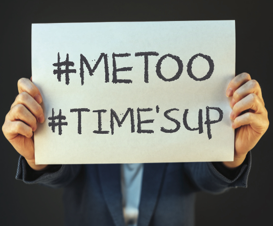PSC Workshop on Sexual Harassment Supports #MeToo and #Time'sUp Movements