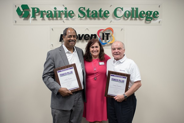 PSC Recognizes SCORE Mentors During 60th Anniversary Celebration