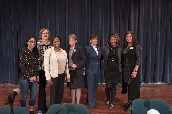 women's history month panel