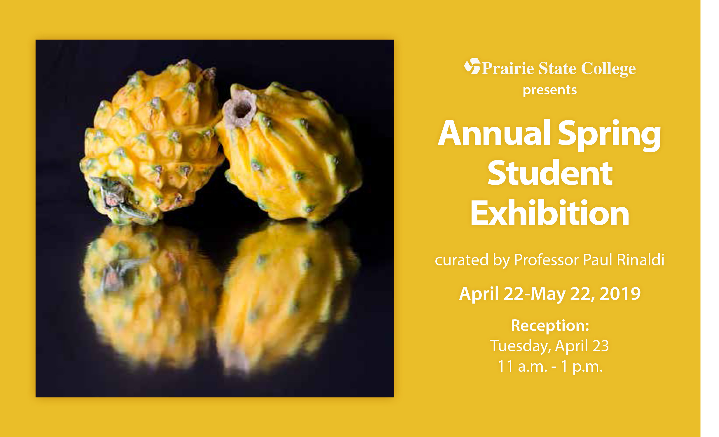 postcard - Annual Spring Student Exhibition