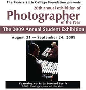 Annual Photographer of the Year Postcard