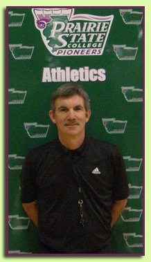 PSC Men's Basketball Head Coach Mike Manderino