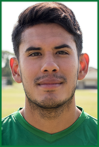 PSC Men's Soccer Team Player: Gael Terrazas