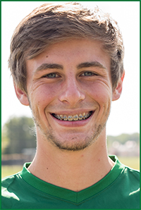 PSC Men's Soccer Team Player: Michael Johnson