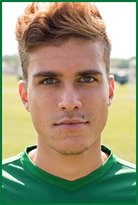 PSC Men's Soccer Team Player: Pedro Galvao