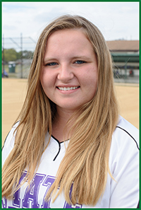 Softball Team Player: Melaine Shadley