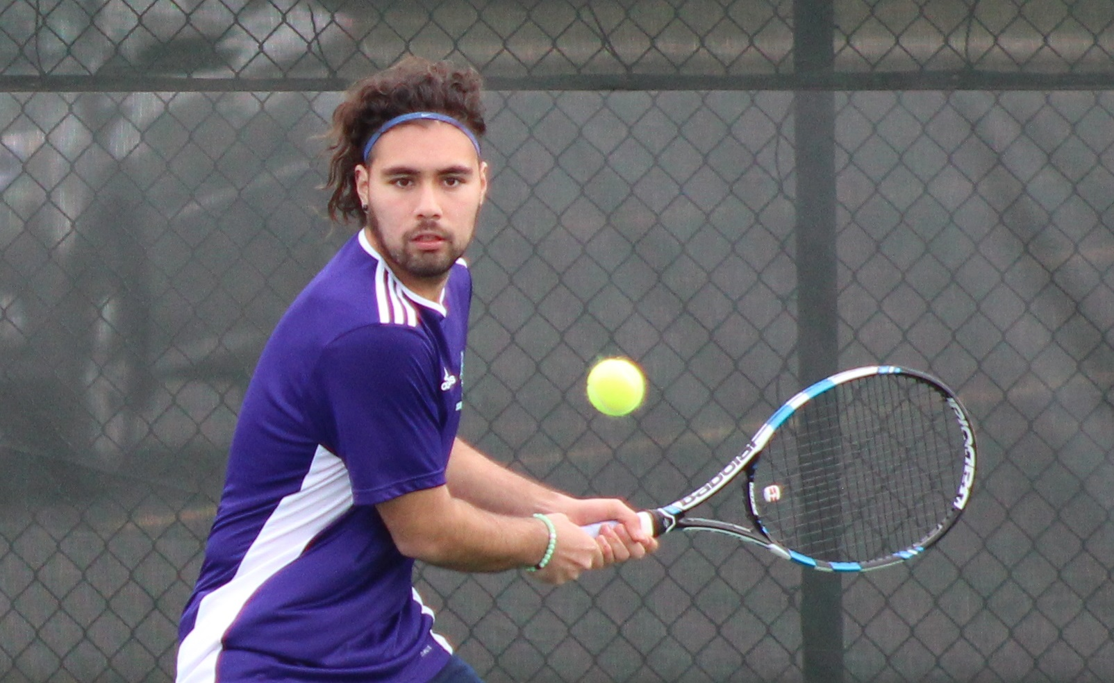 Anthony Kendall Backhand vs Oakton