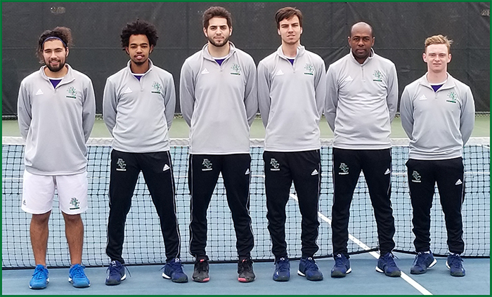PSC Tennis Team 2018