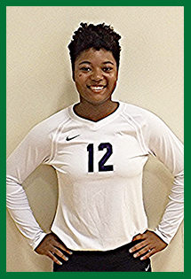 PSC Volleyball Player: Brianna Oliver