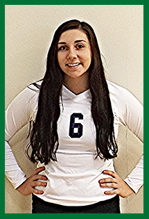 PSC Volleyball Player: Riley Bowler