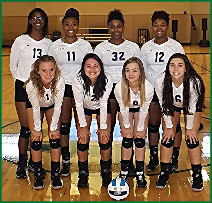 PSC Pioneers Volleyball Team