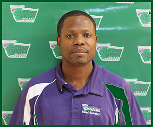 Assistant Coach, Women's Basketball, Quincy Jones