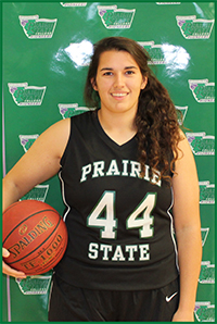PSC Women's Basketball: Mercedes Trimble