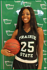 PSC Women's Basketball: Aalyiah Love