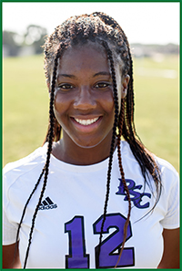 PSC Women's Soccer Player: Ambrea Gale