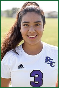PSC Women's Soccer Player: Cristina Silva