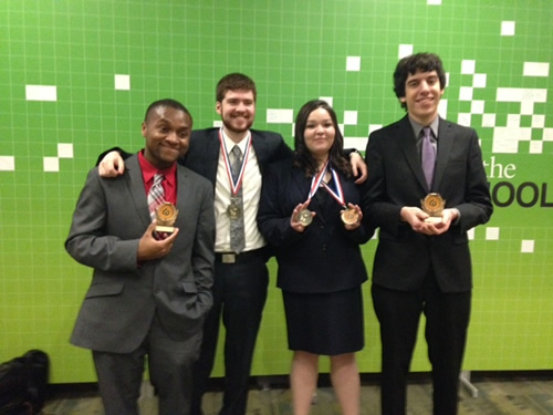 PSC Speech Team Members Bring Home Individual Honors During 'Frank-ly Speaking' Tournament