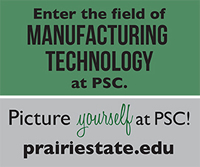 Picture yourself at PSC! Manufacturing Tech