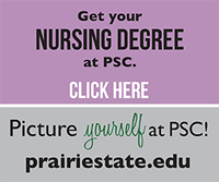 Picture yourself at PSC! Nursing