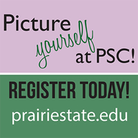 Picture yourself at PSC! Register Today