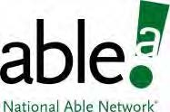 National Able Logo