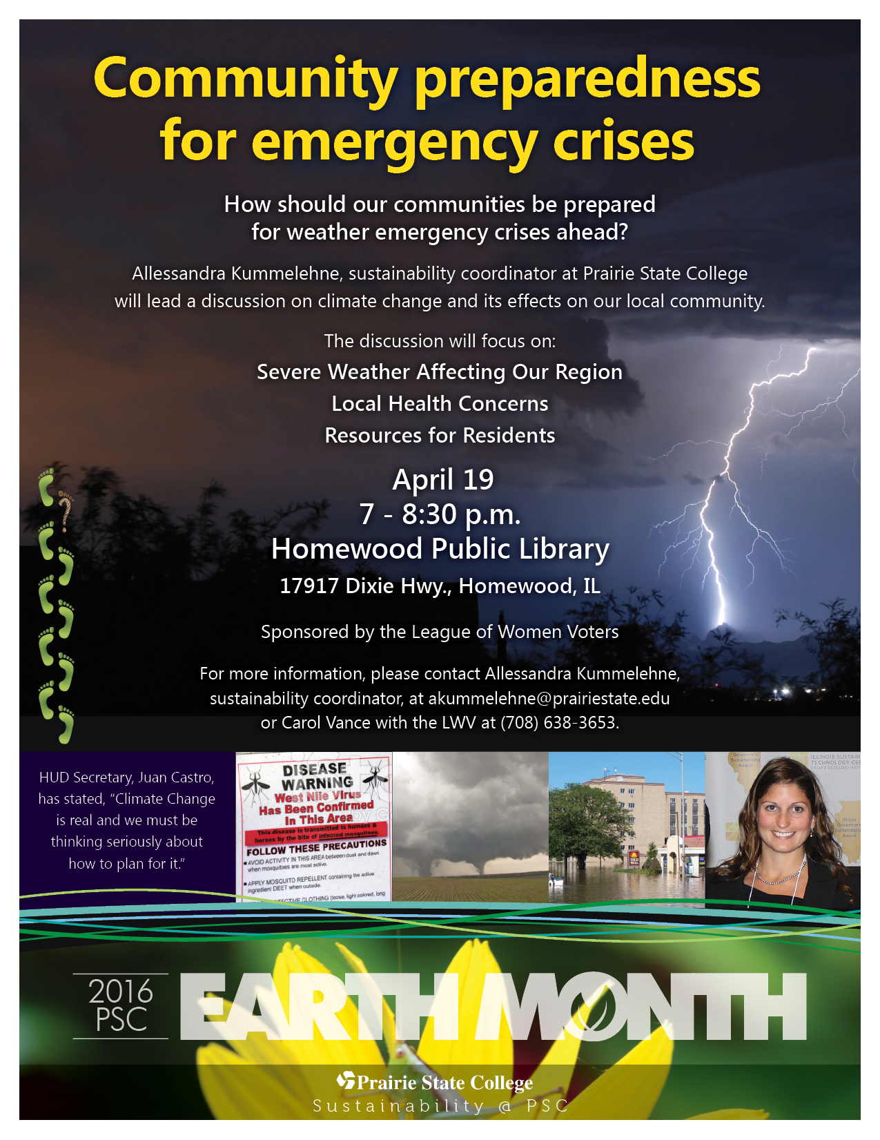 Community Preparedness for Emergency Crises
