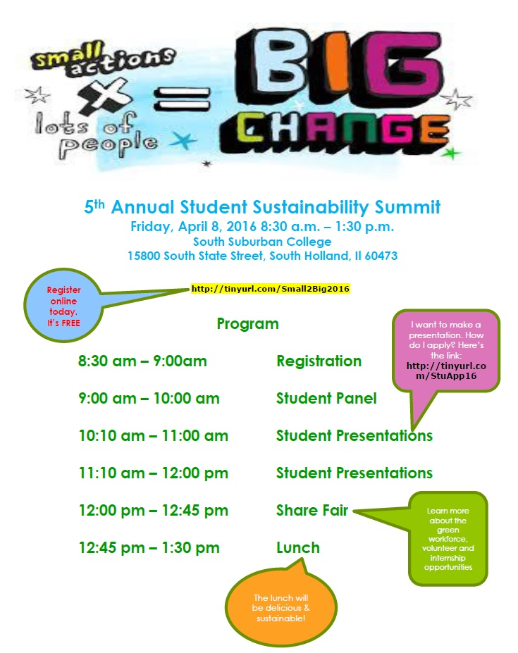 SMHEC Student Sustainability Summit
